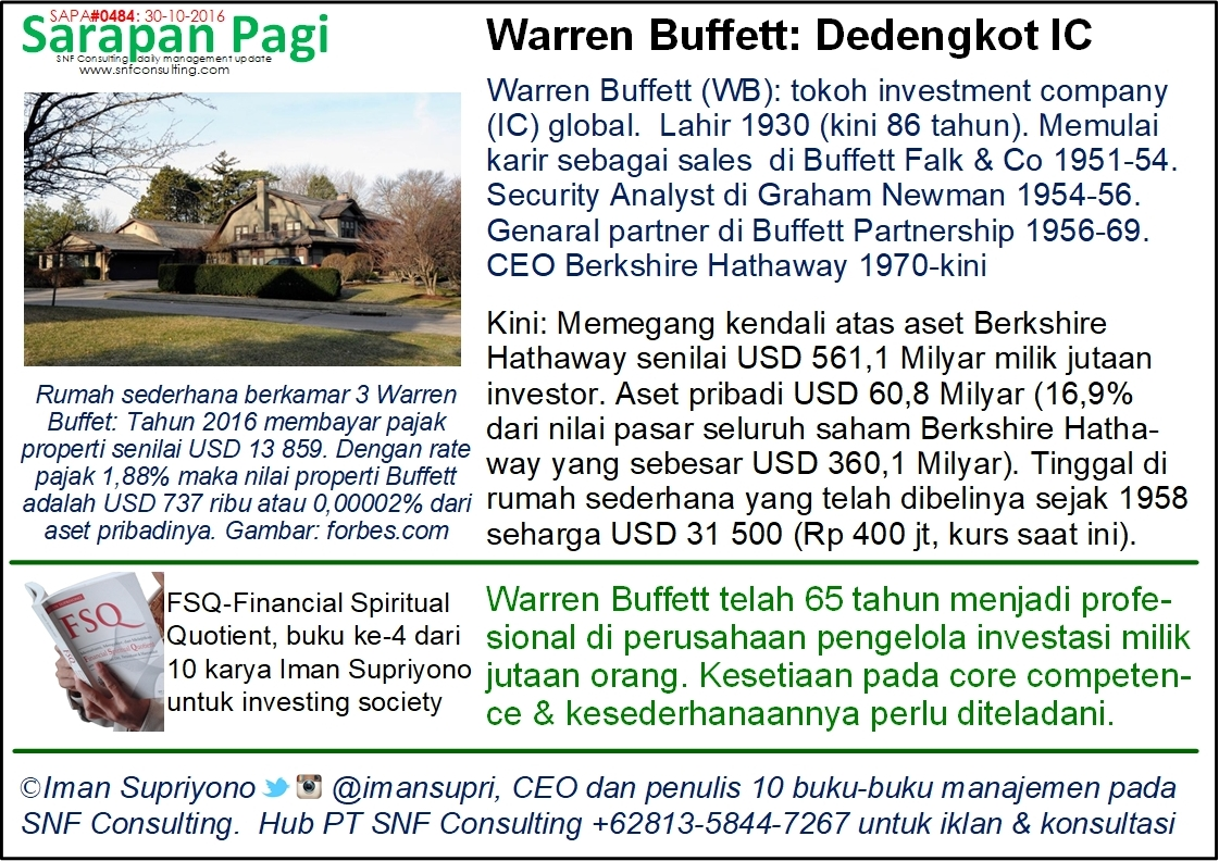SAPA0484 Tokoh investment company Warren Buffet1