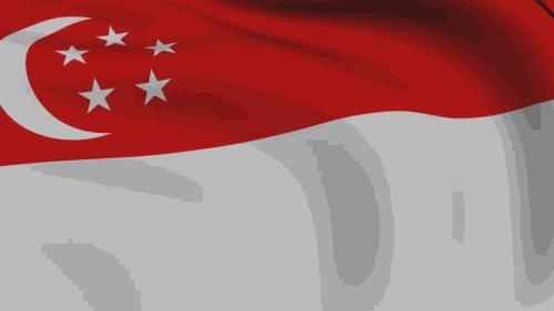 bendera singapura lagi