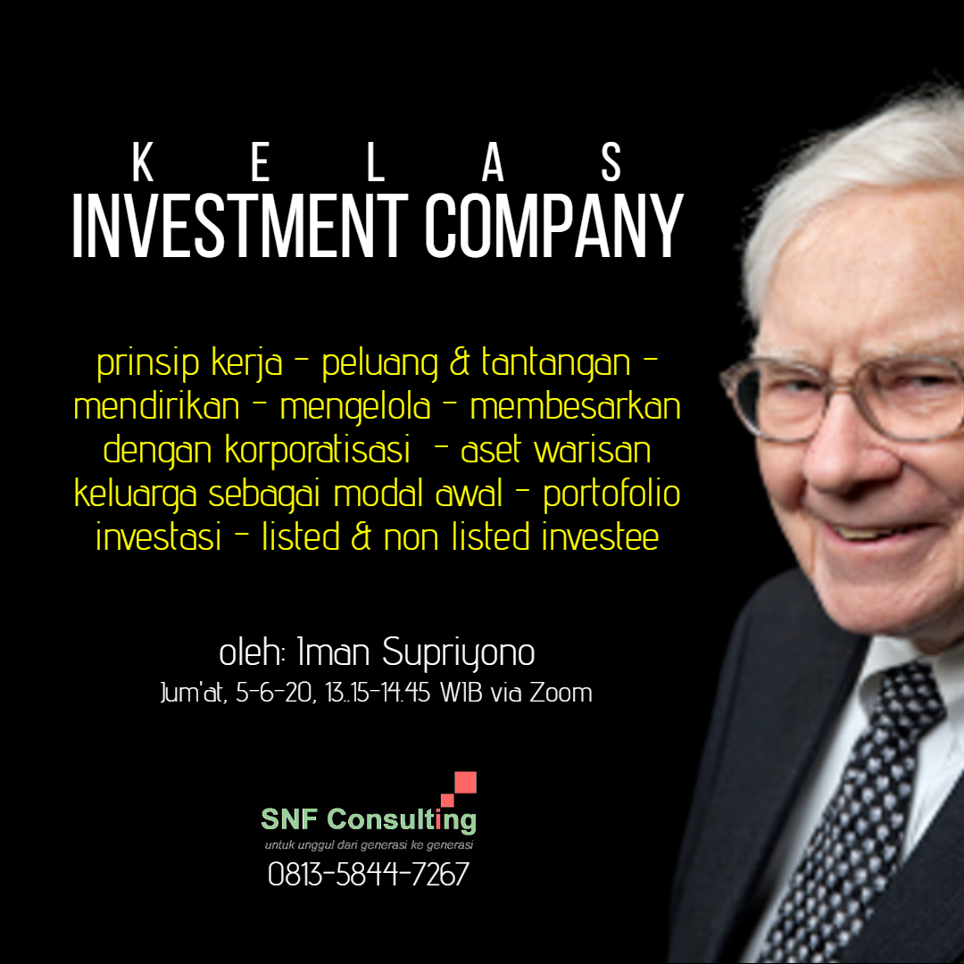 Kelas investment company