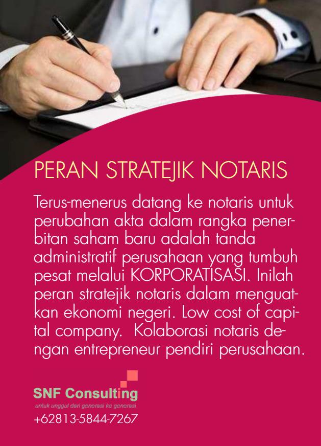 Peran strategic notaris2