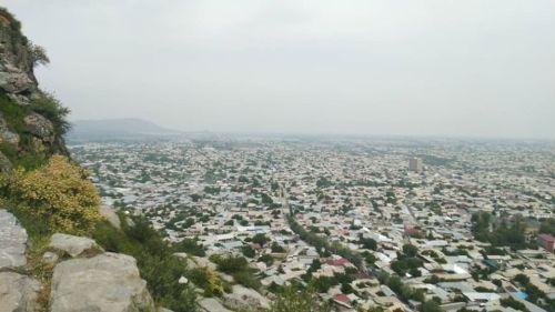 bukit sulaiman kota osh kyrgistan