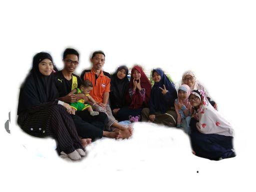 Iman Keluarga Idul Fitri 1439 crop