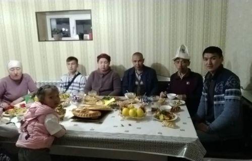keluarga islambek nurmamatov