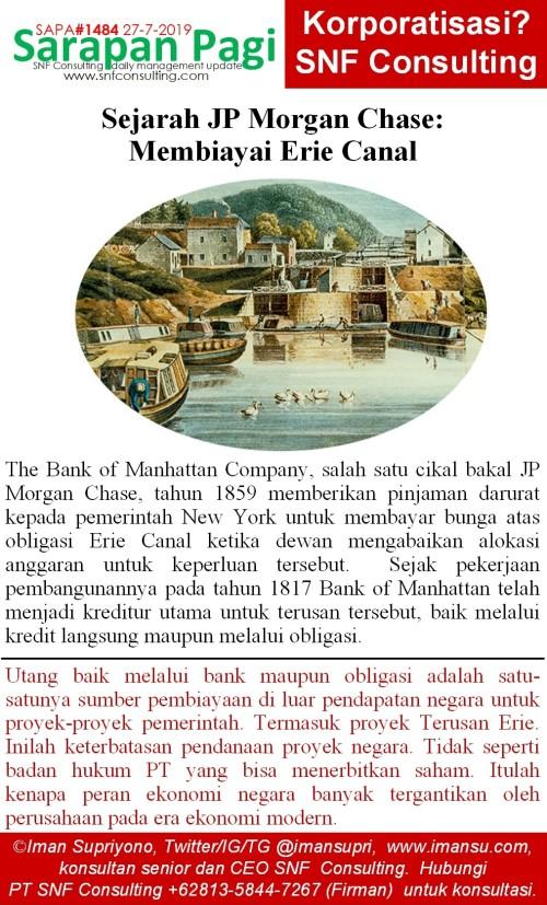 SAPA1484 Sejarah JP Morgan Chase membiayai erie canal~2