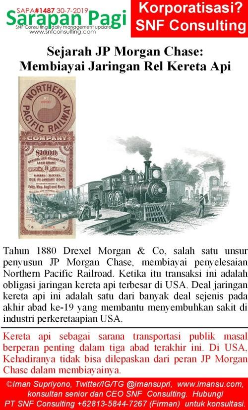 SAPA1487 Sejarah JP Morgan membiayai jaringan rel kereta api~2