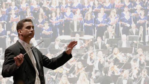 orkestra dirigen