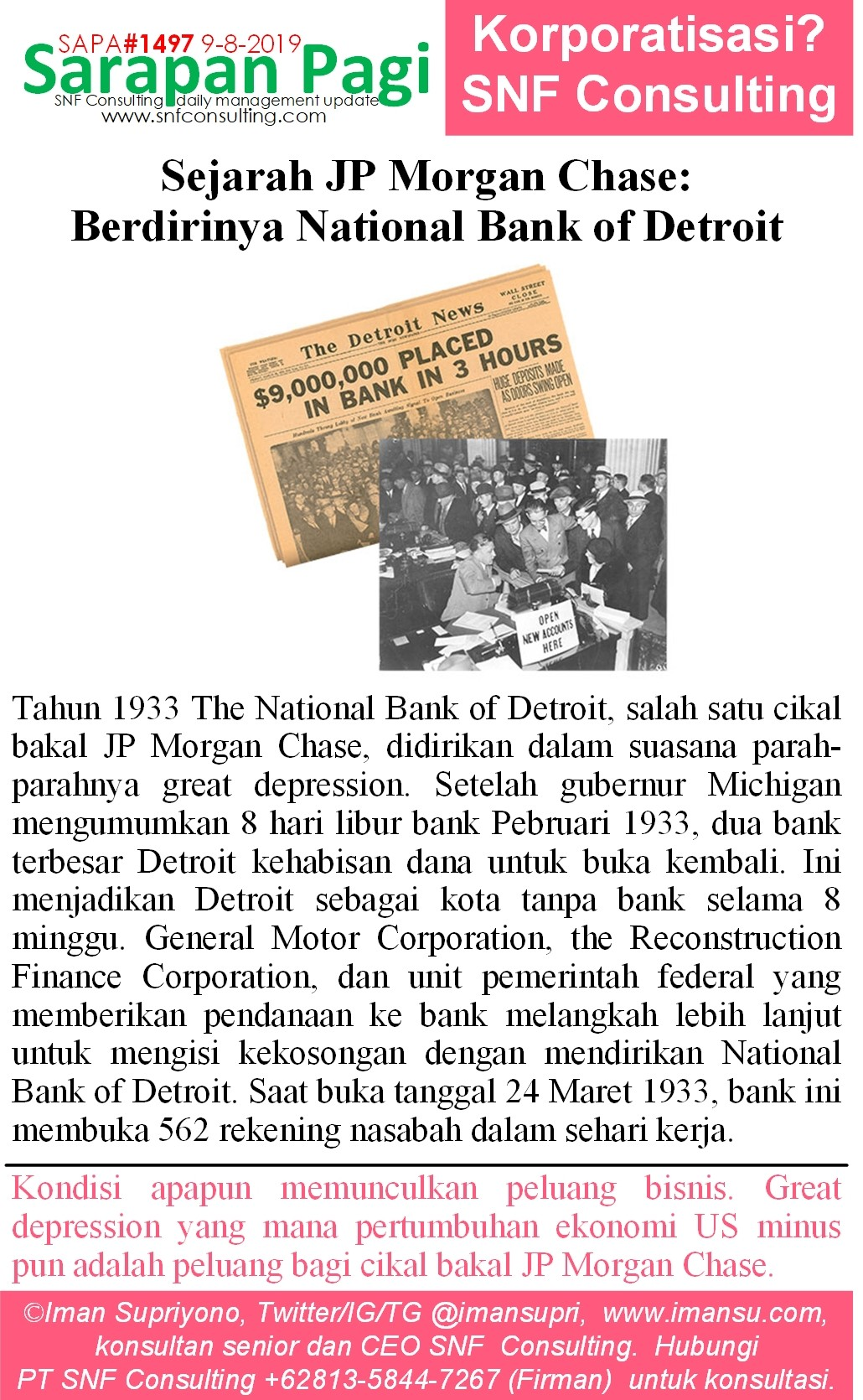 SAPA1497 Sejarah JP Morgan Chase berdirinya National bank of detroit~2