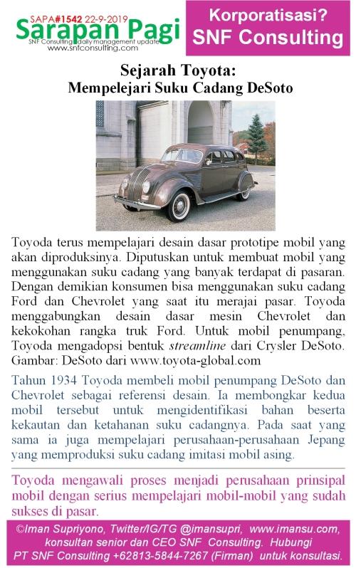 SAPA1542 Sejarah Toyota Mempelajari suku cadang Chevrolet de Soto.jpg