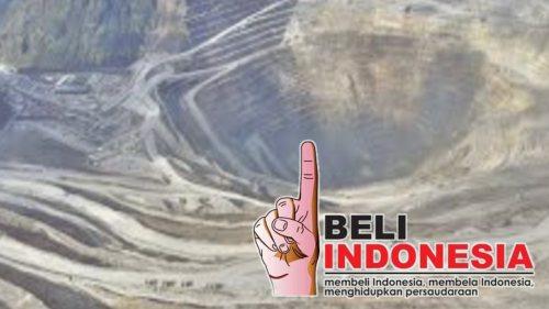 freeport beli indonesia