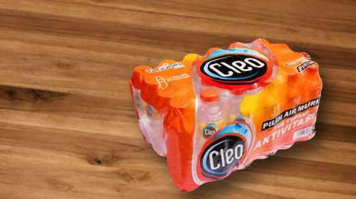 cleo botol baru edit