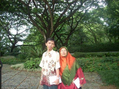 iman anni spore batik ilang