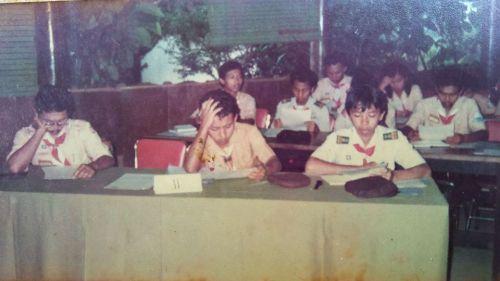 KPDK 1988 pramuka iman