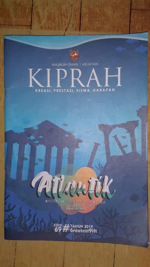 majalah kiprah 2019